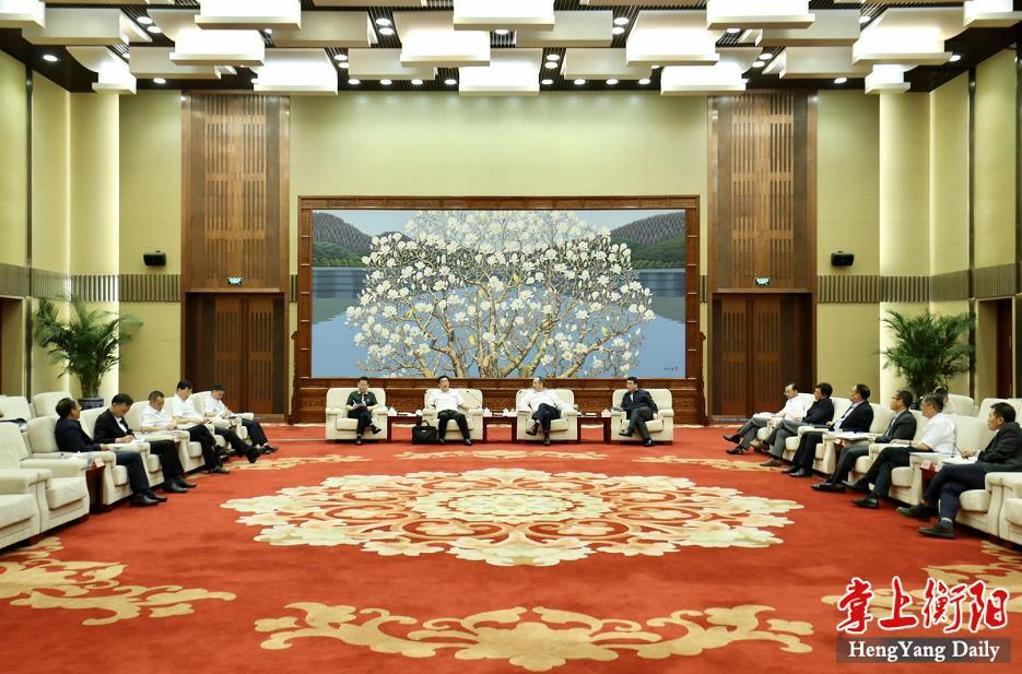 推动央地深化合作共赢发展,邓群策率队赴京与央企深入对接