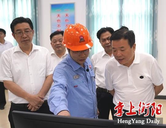 陳飛:衡陽要建設與省域副中心城市定位相適應的現代產業強市
